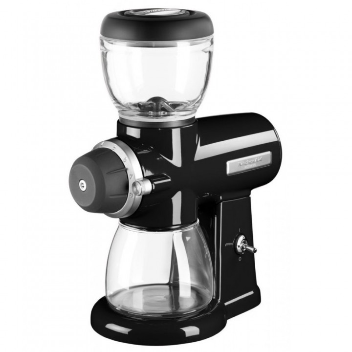 Кофемолка KITCHENAID 5KCG0702EOB чёрная